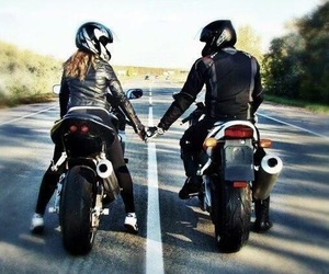couple motorcycle photoshoot  93 images about motorcycle couples on We Heart It | See more about ...