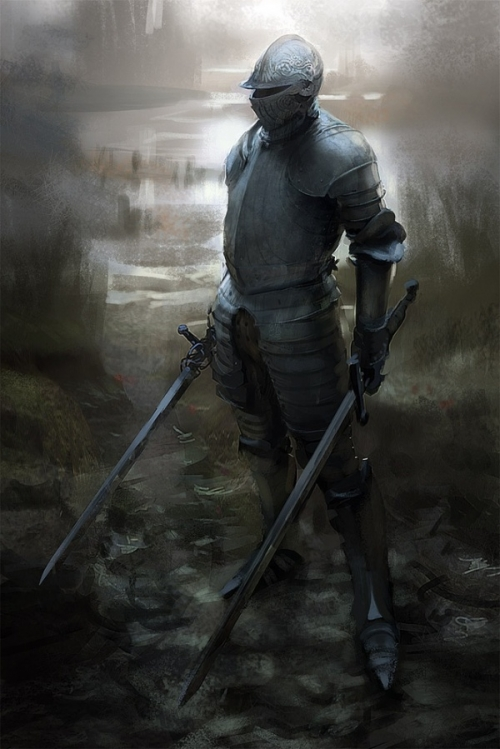 sword and knight image