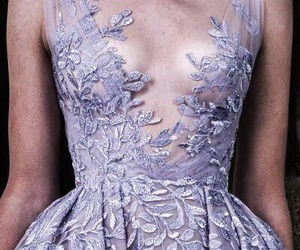catwalk, dior, and lace image