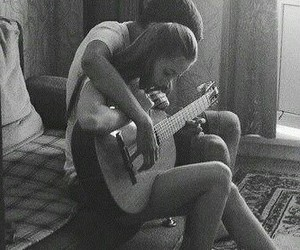 guitar, post, and weheartit image