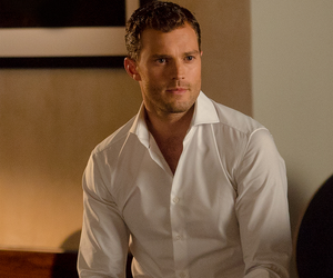 movie, christian grey, and fifty shades darker image