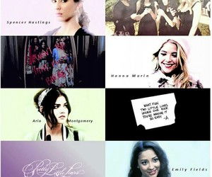 edit, tv show, and pretty little liars image