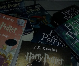 books, harry potter, and po image