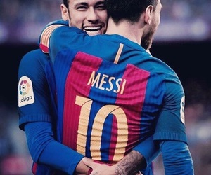 messi and neymar image