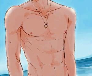 free!, rin matsuoka, and anime image