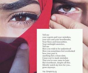 allah, dz, and hijab image