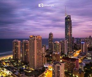 australia, boulevard, and Queensland image