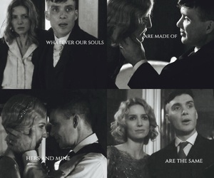 peaky blinders and grace and tommy image