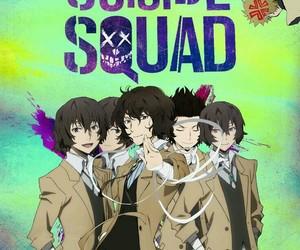 bungou stray dogs, anime, and dazai image