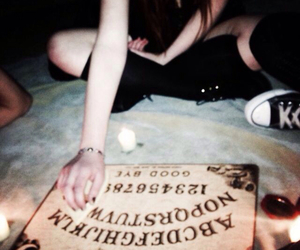 ouija, grunge, and dark image