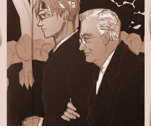 fdr, hetalia, and historical image