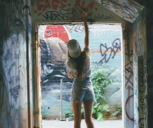 girl, model, and vintage image