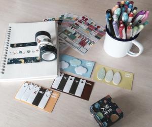 study, school, and school supplies image