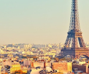 france, paris, and autumn image
