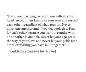 marriage, quote, and lovequote image