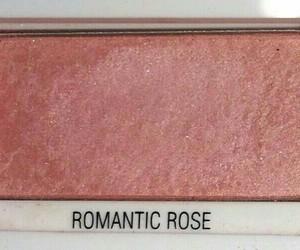 makeup, pink, and rose image