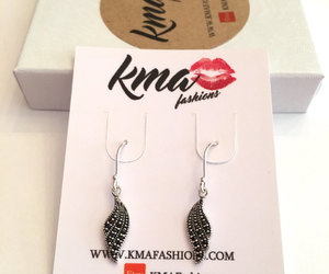 etsy, women's accessories, and drop earrings image