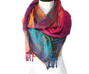 fashion accessories, infinity scarf, and gift for her image