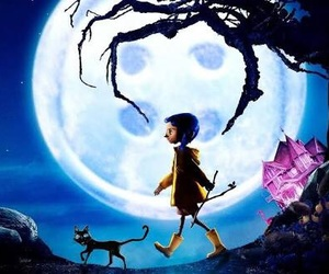 coraline and cat image