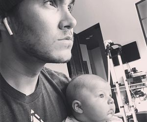 baby, btr, and family image