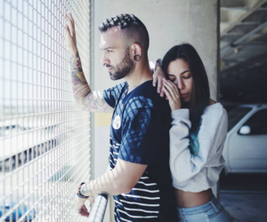 couple, tumblr, and gio bravar image
