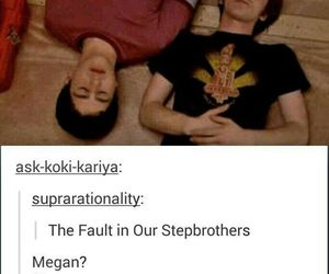 funny, drake and josh, and megan image