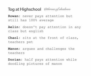 rowan, dorian, and tog image