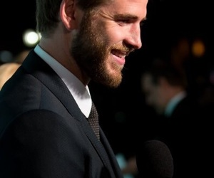 actor, handsome, and beard image