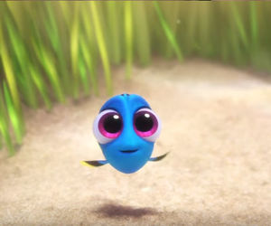 dory, cute, and finding dory image