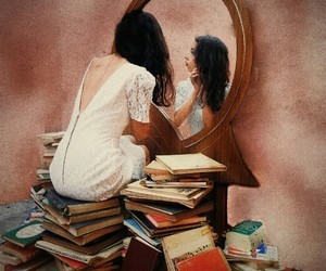 awesome, books, and classic beauty image