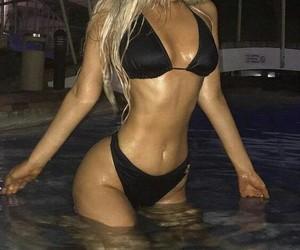 beautiful, gorgeous, and bikini image