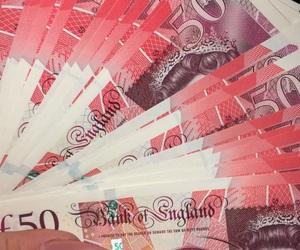 british, money, and pound image