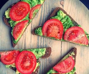 healthy, tomato, and food image