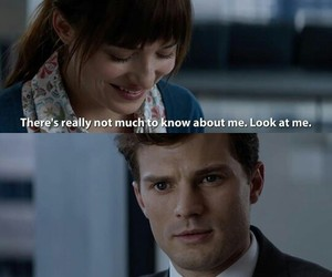 i AM, quotes, and christian grey image