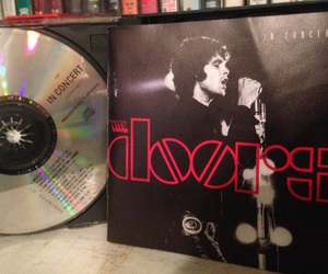 cd, Jim Morrison, and the doors image