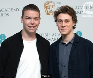 will poulter and george mackay image