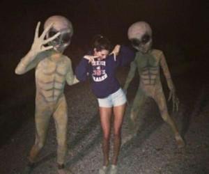alien, alternative, and tumblr image
