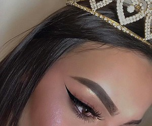 crown, highlight, and hair image
