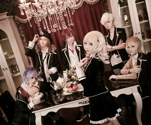diabolik lovers, cosplay, and anime image