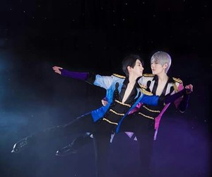 asian boy, victor nikiforov, and cosplay image
