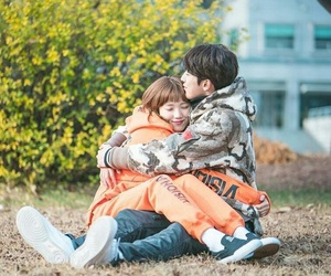 kdrama, lee sung kyung, and nam joo hyuk image