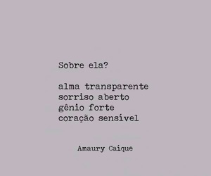 alma, forte, and sensivel image
