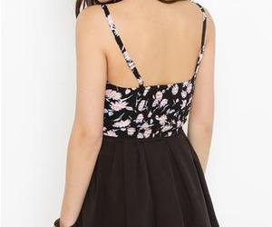 dress, pretty, and girl image