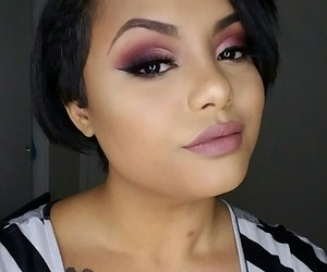Valentine's Day and half cut crease image