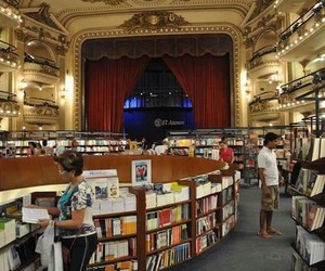 theatre, buenos, and 100-year-old image