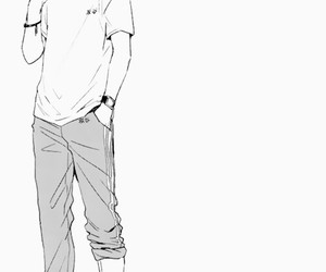 bl, manga, and yaoi image