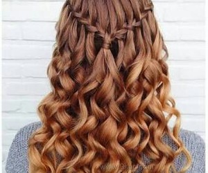 braids, girl, and goals image