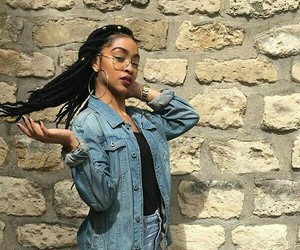 black woman, fashion, and unerenoi.509 image