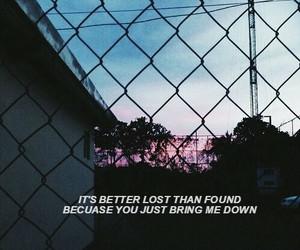 band, grunge, and Lyrics image