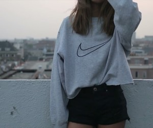 clothes, nike, and mode image